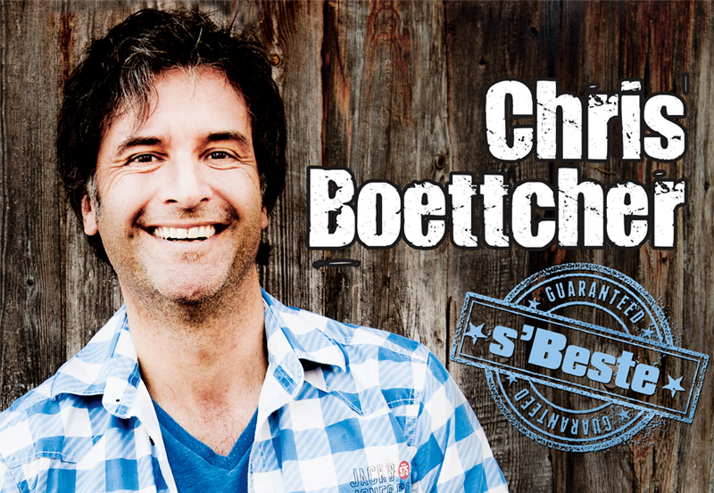 Chris Boettcher - Pressefoto